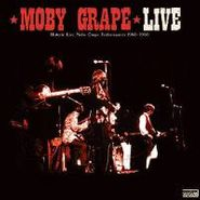 Moby Grape, Moby Grape Live (CD)