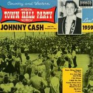 Johnny Cash, Live At Town Hall Party 1959! (LP)