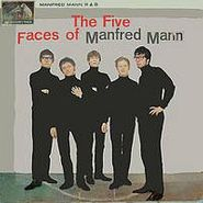 Manfred Mann, The Five Faces Of Manfred Mann (LP)