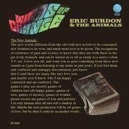 Eric Burdon & The Animals, Winds Of Change (LP)