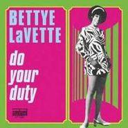 Bettye LaVette, Do Your Duty (CD)