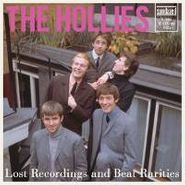"""The Hollies, Lost Recordings And Beat Rarities (7"""")"""