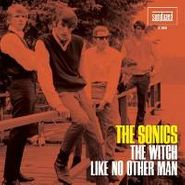 """The Sonics, The Witch / Like No Other Man [Red Vinyl] (7"""")"""