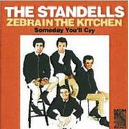 """The Standells, Zebra In The Kitchen / Someday You'll Cry [BLACK FRIDAY] (7"""")"""