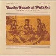 Various Artists, On The Beach At Waikiki (CD)