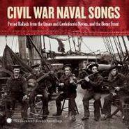 Various Artists, Civil War Naval Songs (CD)