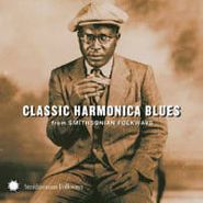 Various Artists, Classic Harmonica Blues From Smithsonian Folkways (CD)