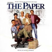 Randy Newman, The Paper [OST] (CD)