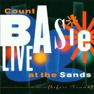 Count Basie, Live At The Sands (Before Frank) (CD)