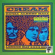 Cream, Royal Albert Hall London May 2-3-5-6, 2005 [White Vinyl] [RECORD STORE DAY] (LP)