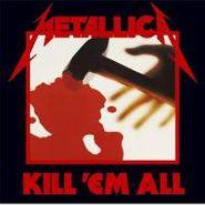 Metallica, Kill 'Em All (LP)