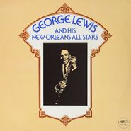 George Lewis, His New Orleans All Stars (LP)