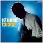 Pat Martino, Remember: Tribute To Wes Montg (CD)
