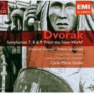 Antonin Dvorák, Dvorak: Symphonies 7-9 / Overture Carnaval / Scherzo Capriccioso (CD)