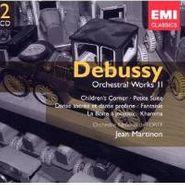 Claude Debussy, Debussy: Orchestral Works Vol. II - Children's Corner / Petite Suite / Danse sacrée et danse profane / Fantaisie / La Boîte à joujoux / Khamma (CD)