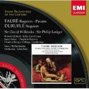 King's College Choir, Faure: Requiem/Pavane (CD)