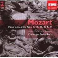 Wolfgang Amadeus Mozart, Mozart: Piano Concertos 9, 19, 21, 23 & 27 (CD)