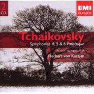 Peter Il'yich Tchaikovsky, Tchaikovsky: Symphonies 4-6 (CD)