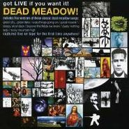 Dead Meadow, Got Live If You Want It (LP)
