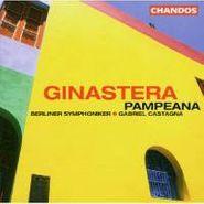 Alberto Ginastera, Ginastera: Pampeana (CD)