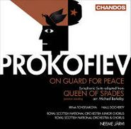 Sergei Prokofiev, Prokofiev: On Guard for Peace / The Queen of Spades Suite (CD)