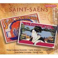 Travis, Saint-Saens: Suite Algerienne/Princesse Jaune (CD)