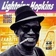 Lightnin' Hopkins, Texas Blues (CD)