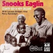 Snooks Eaglin, Country Boy Down In New Orleans (CD)