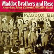 The Maddox Brothers & Rose, America's Most Colorful Hillbilly Band (CD)