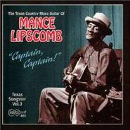 Mance Lipscomb, Captain, Captain! (CD)