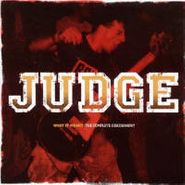 Judge, What It Meant: The Complete Discography (CD)