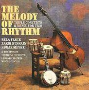 Béla Fleck, Melody Of Rhythm: Triple Concerto & Music For Trio (CD)