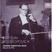 Johann Sebastian Bach, Bach:Cello Suites (CD)