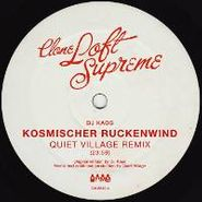 """DJ Kaos, Kosmischer Ruckenwind Remixes (12"""")"""