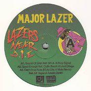 "Major Lazer, Lazers Never Die (12"")"