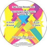 "The Analogue Cops, Cursory Ep (12"")"