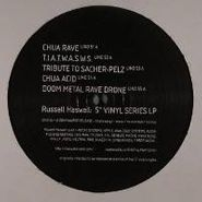 "Russell Haswell, 5"" Vinyl Series LP (LP)"