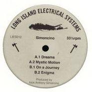 """Simoncino, Dreams (12"""")"""