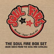 Various Artists, The Soul Fire Box Set (Rare Sides From The Soul Fire Catalog) (CD)