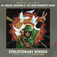 M1, Evolutionary Minded: Furthering The Legacy Of Gil-Scott Heron (CD)
