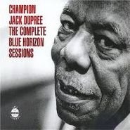 Champion Jack Dupree, The Complete Blue Horizon Sessions (CD)