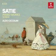 Aldo Ciccolini, Satie: Piano Works (2nd Versio (CD)