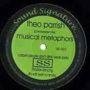 "Theo Parrish, Musical Metaphors (12"")"