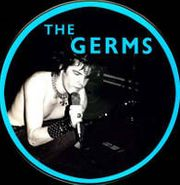 """Germs, Forming (pic Disc) (12"""")"""