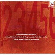Johann Sebastian Bach, Bach J.S.: Brandenburg Concertos Nos. 1-6 (CD)