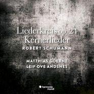 Matthias Goerne, Schumann: Liederkreis Op.24,ke (CD)