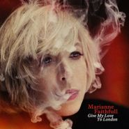 Marianne Faithfull, Give My Love To London [French Issue] (LP)