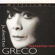 Juliette Gréco, Deshabillez-moi (CD)