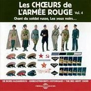 Boris Alexander, Red Army Choir Vol.. 4 (CD)