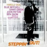 Harold Vick, Steppin' Out! (LP)